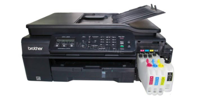 printer brother mfc- j200