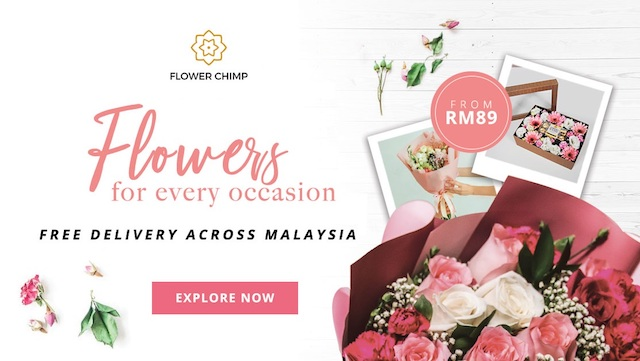 Flowers for every occasion, free delivery across Malaysia