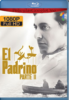 El padrino: Parte II (The Godfather: Part II) (1974) [1080p BRrip] [Latino-Inglés] [LaPipiotaHD]