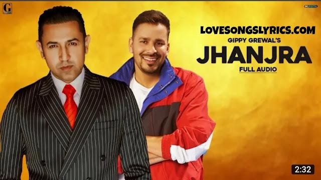 Jhanjra-gippy-grewal-lyrics