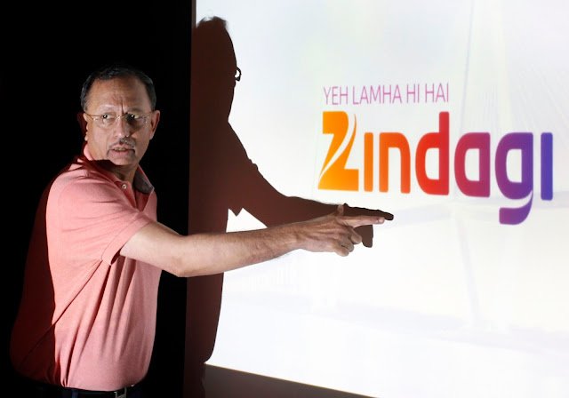 Mr. Sunil Buch, Chief Business Officer at Zee
