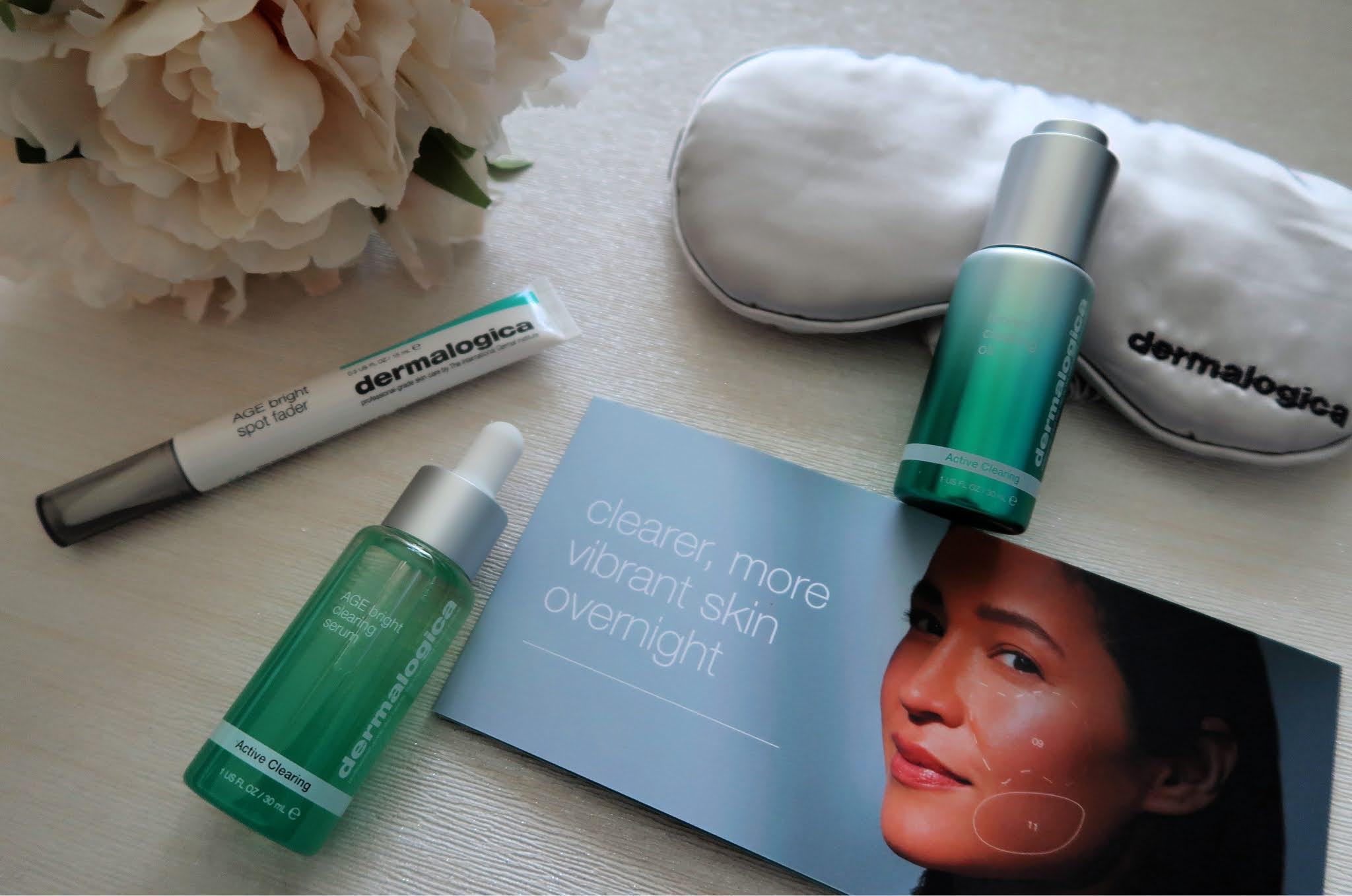 Danielle Levy, Dermalogica Retinol Clearing Oil, Retinol, Dermalogica Retinol, beauty blogger, Wirral blogger, Liverpool blogger,