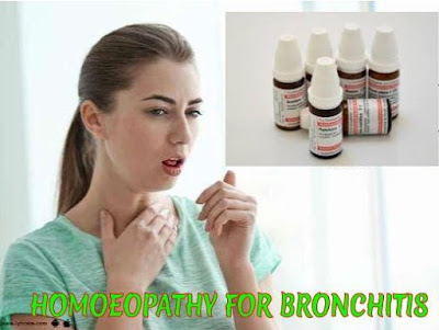 Homeopathic treatment of Bronchitis