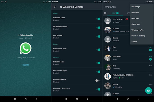 N-WhatsApp Lite