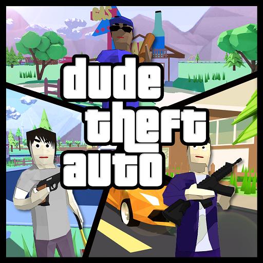 Dude Theft Wars v0.86b Apk Mod [Dinheiro Infinito]