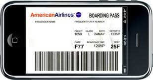 The Low Down What S In A Boarding Pass Barcode