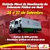 Unidade Móvel de Atendimento da Defensoria Pública estará em Mairi nos dias 26 e 27 de setembro