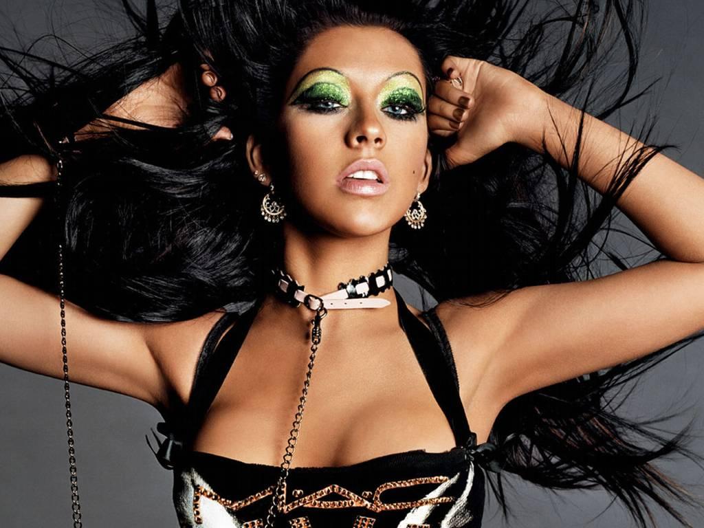 Christina Aguilera Christina Aguilera Hot Wallpapers