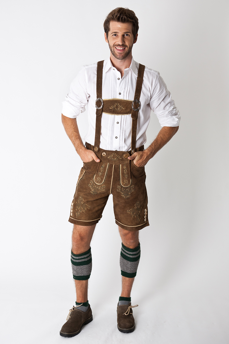 c31485ab6f655c Many young people dress in traditional Alpine style from their towns –  Lederhosen (leather pants) for men and Dirndl ...