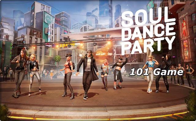 Soul Dance Party - онлайн игра про танцы на ПК