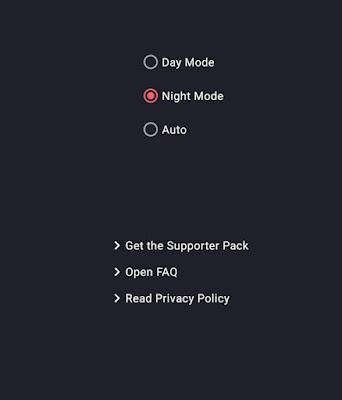 تفعيل الوضع المظلم Dark Mode في تطبيق واتساب الرسمي