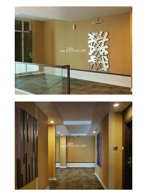 Koridor Dengan Karpet