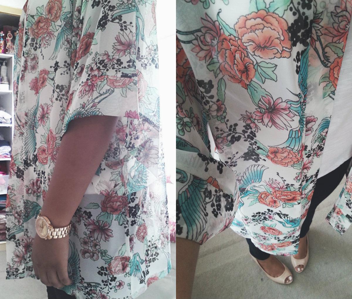 How to Style Kimono's
