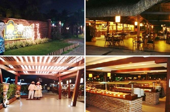Restaurante de comida regional Ponta Negra