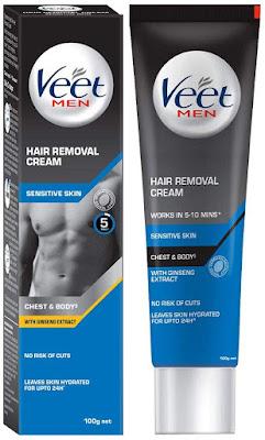 Best Veet Men Cream For Hair Removal