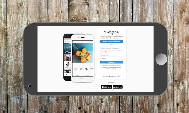 Cara Mengatasi Tidak Bisa Login Instagram Maaf Terdapat Masalah Pada Permintaan Anda