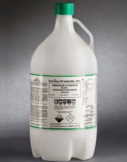 Bahan Pembersih Amonia
