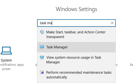 5 Cara membuka Task Manager Windows 10
