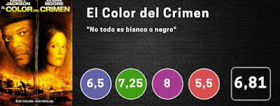 Nota El Color del Crimen