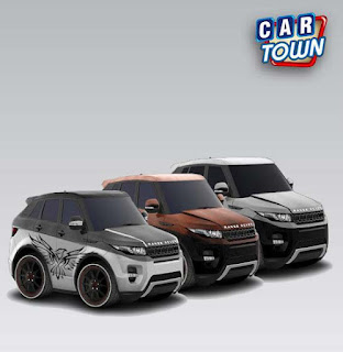 Land Rover Evoque 2012 Tribal by Funkylion