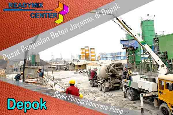 jayamix depok, cor beton jayamix depok, beton jayamix depok, harga jayamix depok, jual jayamix depok, cor depok