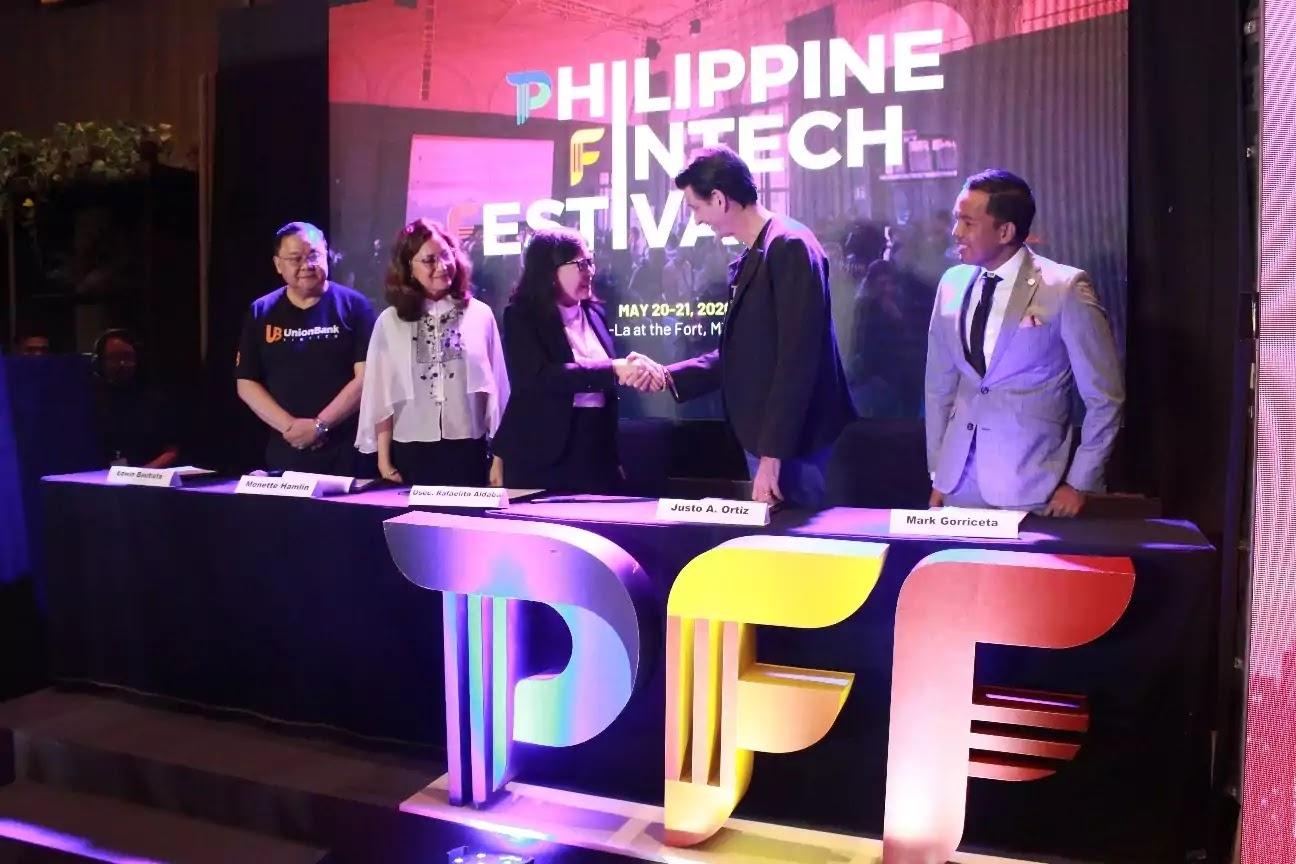 Philippine Fintech Festival Co-Presenters