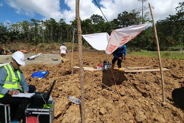 Dimana Jasa Geolistrik/Geoteknik Pontianak, Kalimantan Barat Terdekat
