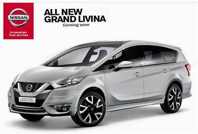 All New Grand Livina 2017