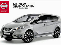 Coming Soon! Nissan Luncurkan All New Grand Livina 2017?