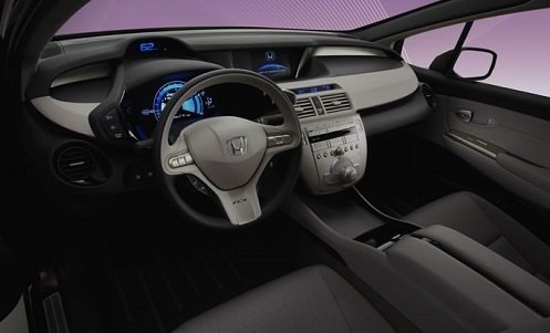 Interior Honda Clarity
