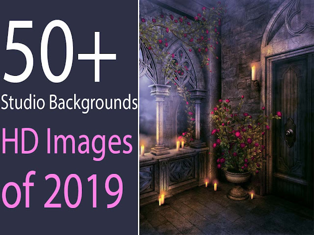 50+ Studio Backgrounds