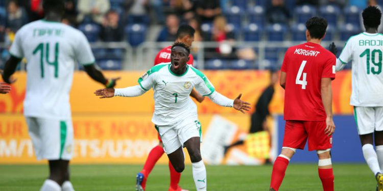 Senegal set new FIFA Under-20 World Cup record