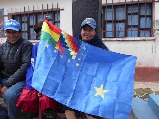 Viele glauben an einen eigenen Hafen für Bolivien am Pazifik
