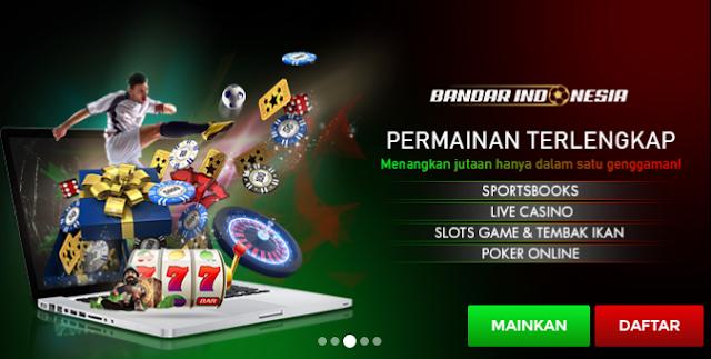 Bandarindonesia : Bermain Judi Bola Online Sangat Mudah