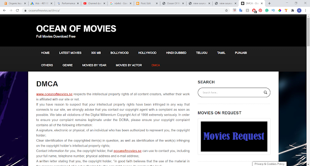 Ocean Of Movies - Full Movies, Hollywood, Bollywood In Hd, Watch Web Series