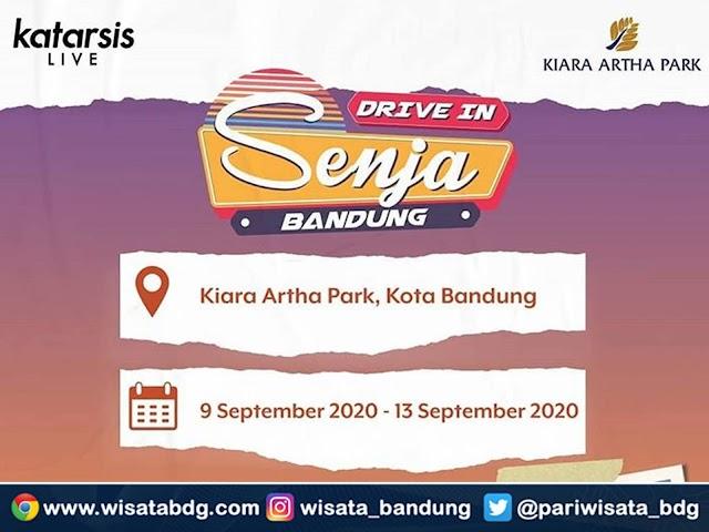 Ini Jadwal Penayangan, Cara Beli Tiket, dan Aturan Nonton Film di Mobil di Kiara Artha Park 9 - 13 September 2020