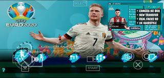 Download PES 2022 PPSSPP Chelito 19 V1 Camera PS5 No Bugs Update Promotion Team & Full Transfer