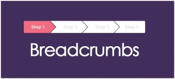 Cara Memasang Breadcrumbs Pada Blog