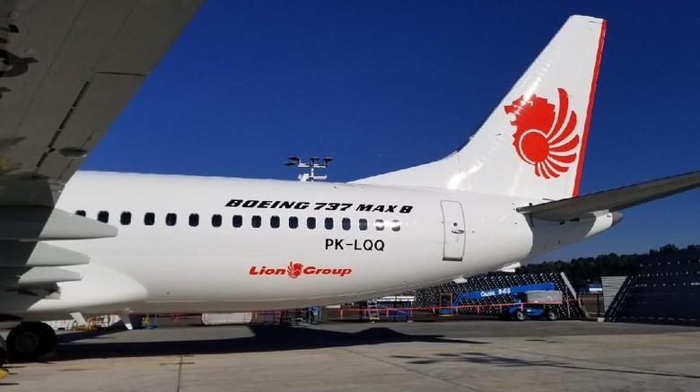 pengecekaan khusus kemenhub terhadap 6 jenis pesawat jenis Boeing 737 - 8 MAX