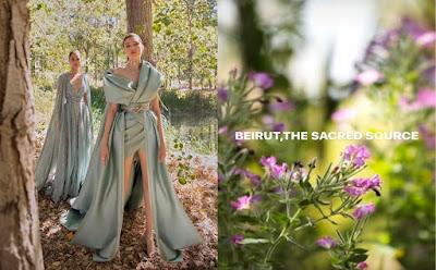 إيلي صعب يستلهم بيروت في مجموعة أزياء خريف وشتاء 2020 – 2021