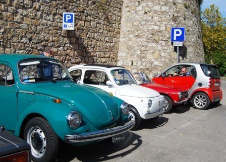 Estacionamentos em Milão