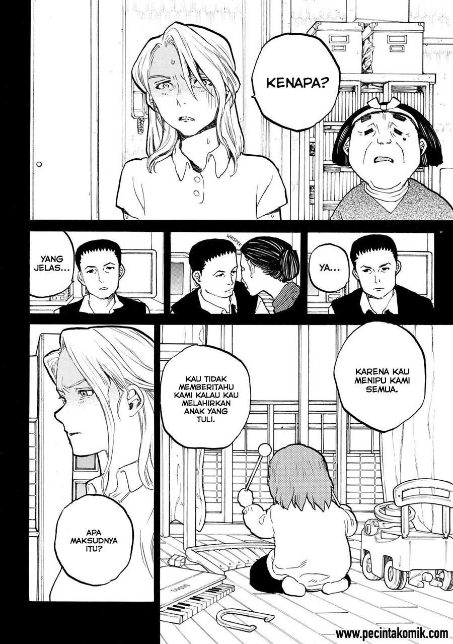 Koe no Katachi Chapter 32-3