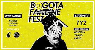 Bogota Fanzine Festival No. 1