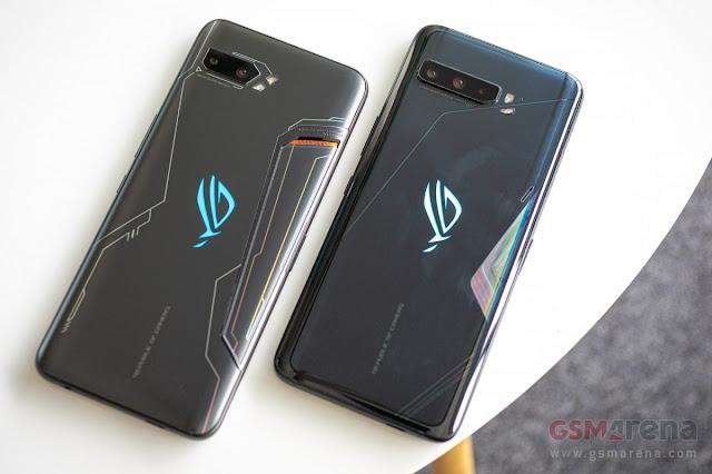 هاتف Asus ROG Phone 4 سيصل ببطارية 6000 مللي أمبير في الساعة