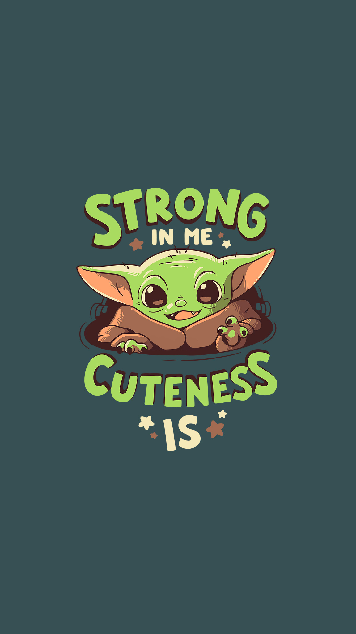 Baby Yoda Wallpaper Phone 4k