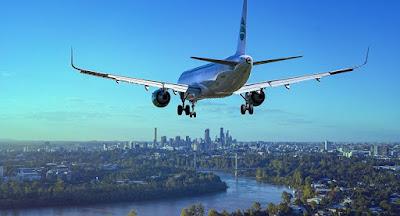 كيف يتم تنظيف الطائرات .. ودون إستخدام المياه