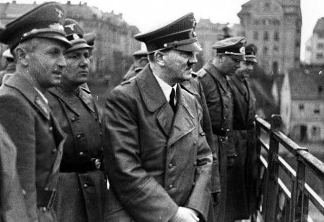 26 April 1941 worldwartwo.filminspector.com Hitler Maribor Borrmann