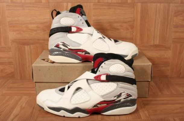 8a5fd71ca87 Check out this amazing 1992 OG MJ Autographed Look See Sample Nike Air  Jordan 8 shoe from ShoeZeum Available HERE