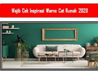 Wajib Cek Inspirasi Warna Cat Rumah 2020!