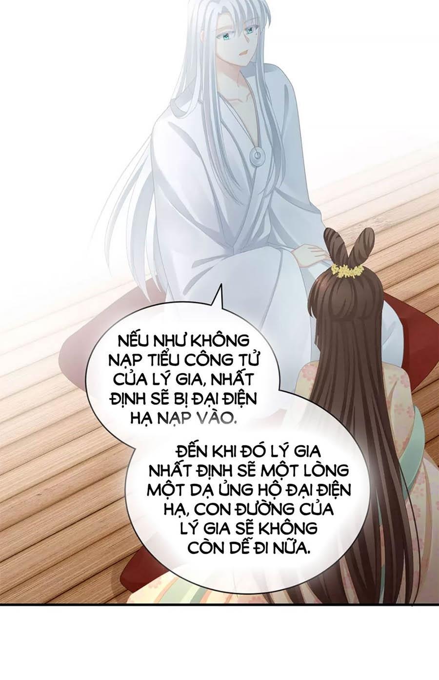 Hậu Cung Của Nữ Đế chap 113 - Trang 17